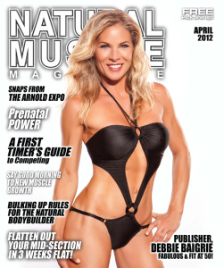 Debbie Baigre - 2012 Tri-Fitness Hall of Fame