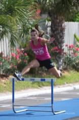 Running the hurdles