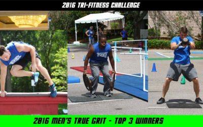 2016 True Grit – Men