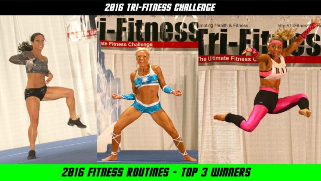 Fitness-Routines-Slide