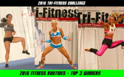 2016 Fitness Routines Overall