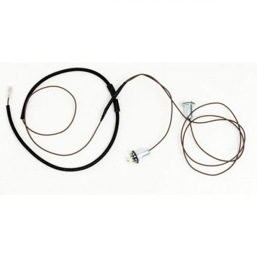 Full Size Chevy Rear Deck Lid Wiring Harness, Bel Air, 1965