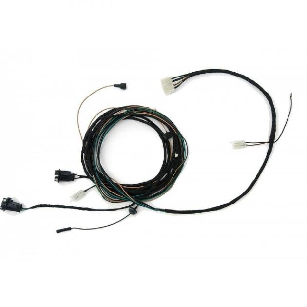 Full Size Chevy Rear Body & Taillight Wiring Harness, With