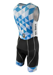 De Soto Trisuit Review Back
