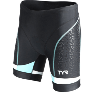TYR Women's Sport Competitor Tri Compression Shorts Review
