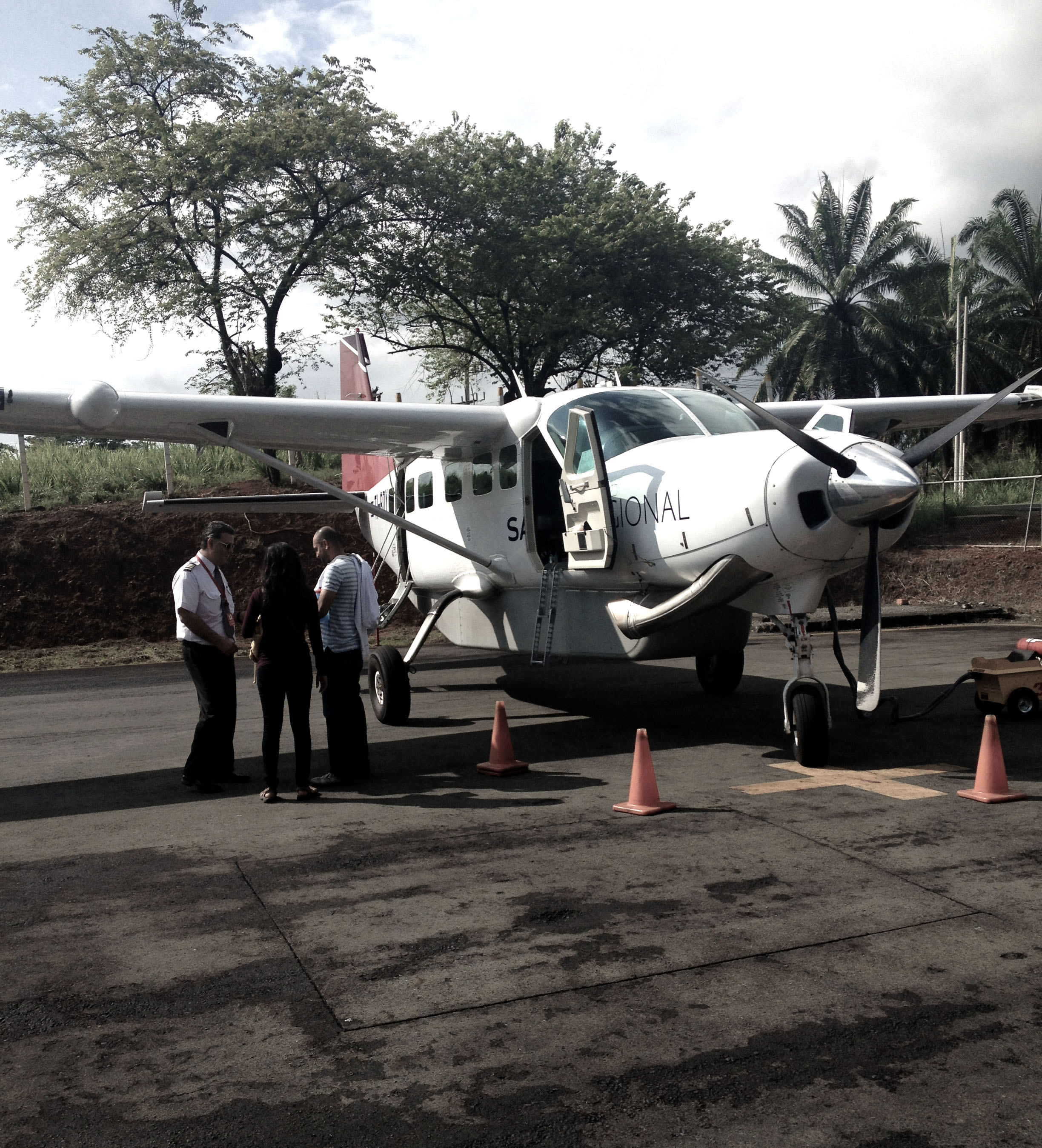 Bushplane in Costa Rica