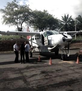 Bushplane in Costa Rica