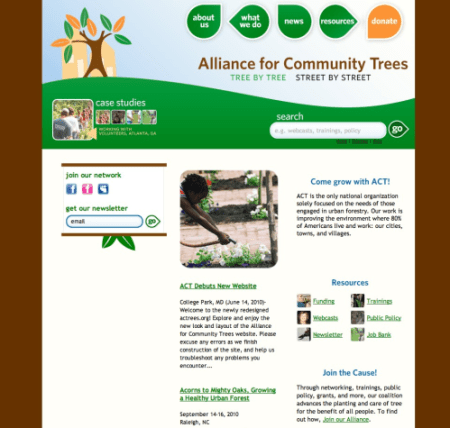 Actrees