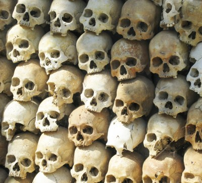 Cambodian killing fields