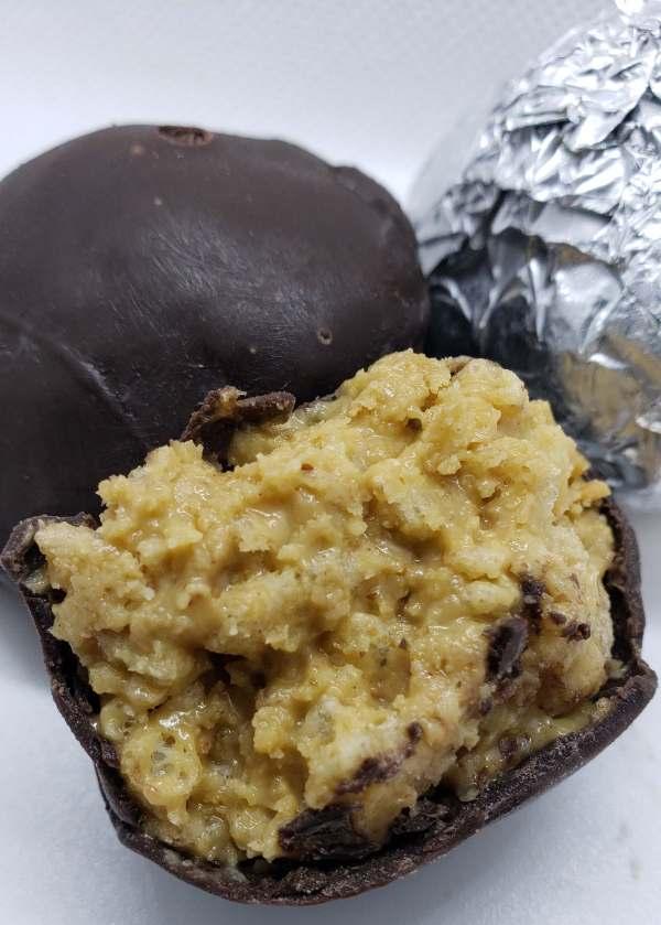 RSO Infused Dark Chocolate Peanut Butter