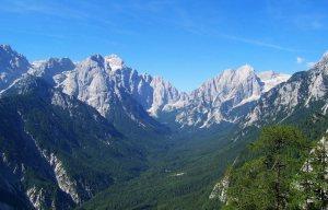 Ubytovani Julske Alpy
