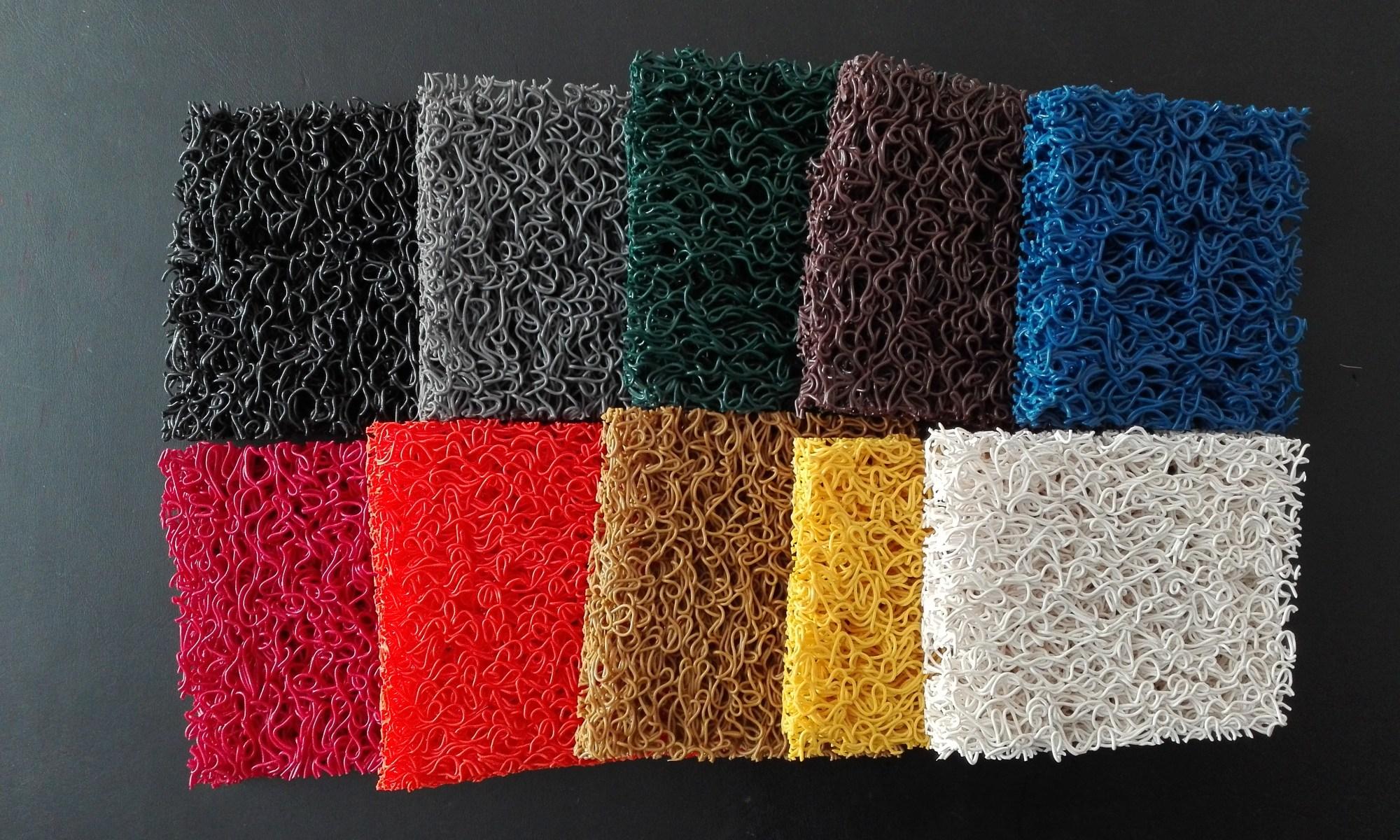 Alfombra de rizos de pvc para entradas todo tipo de alfombras de vin lo ll manos hacemos envios - Alfombra de pvc ...
