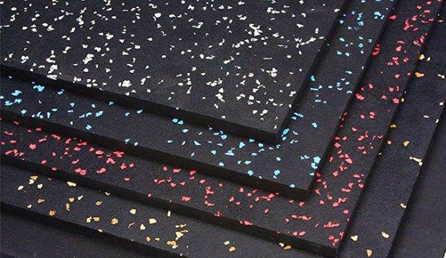 pavimentos de caucho para crossfit