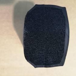 Perfil de goma esponjosa