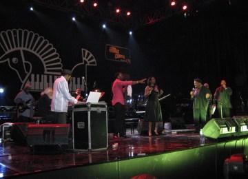 Andrae Crouch dengan gaya gospel-nya