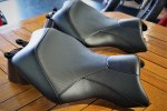 ☆★KAWASAKI Ninja H2 Custom seat Now making!( ̄- ̄)ゞ★☆