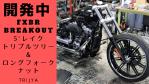 ☆★開発中!FXBR Breakout 5度レイクトリプルツリー&ロングフォークナット!Part2★☆