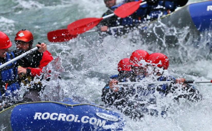 Campeonato Mundial FreeStyle Kayak 2019