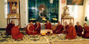 Ven Sayadaws / Escuela Anciana- Ancianos Maestros Religiosos de Myanmar –
