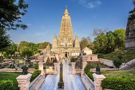 Bodh Gaya. Lugar Sagrado de la Budeidad