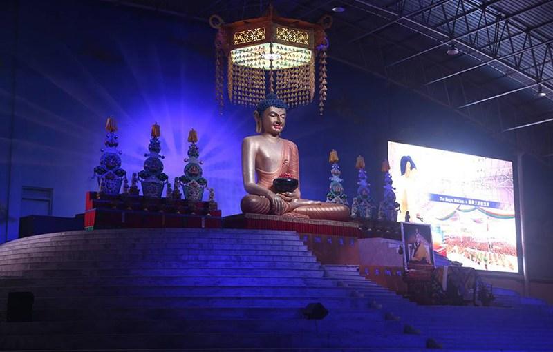3er Monlam Kagyu. Dechi Ling