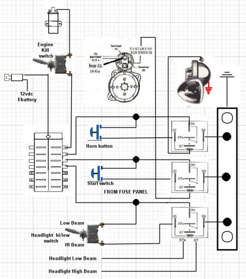 Vw Trike Wiring Diagram : 23 Wiring Diagram Images