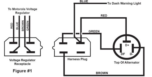 Motorola Voltage Regulator Wiring Diagram : 41 Wiring