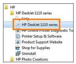 cara cleaning printer hp deskjet