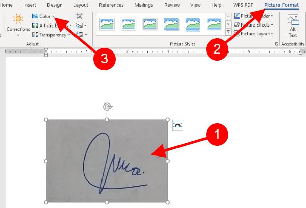 cara membuat tanda tangan di microsoft word