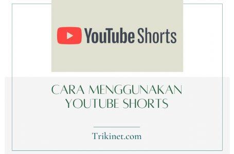 2 Cara Menggunakan YouTube Shorts, Fitur Baru Mirip TikTok