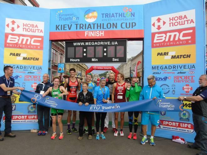 Sander Verheuvel start Kiev