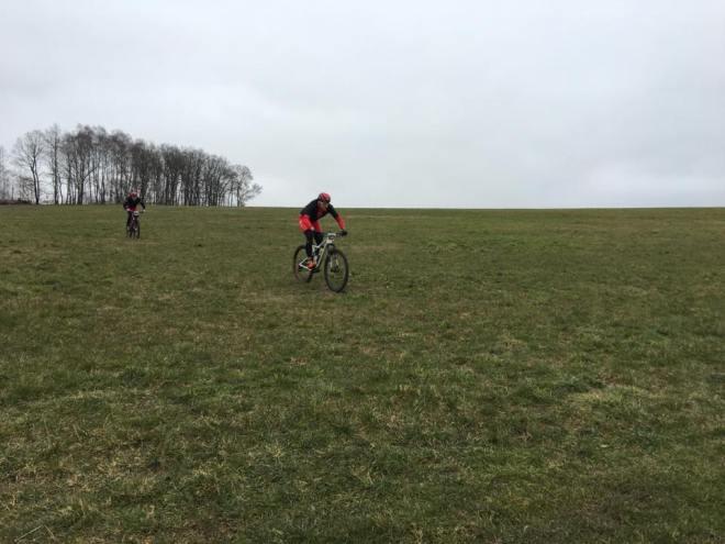 Jarrich Tjardo Grand Raid downhill