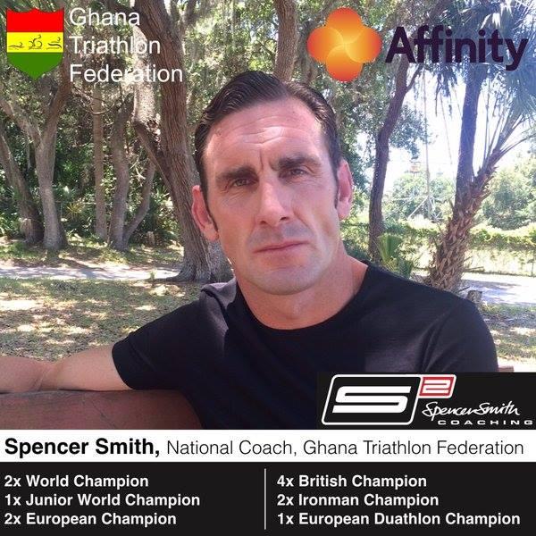 Spencer Smith Ghana