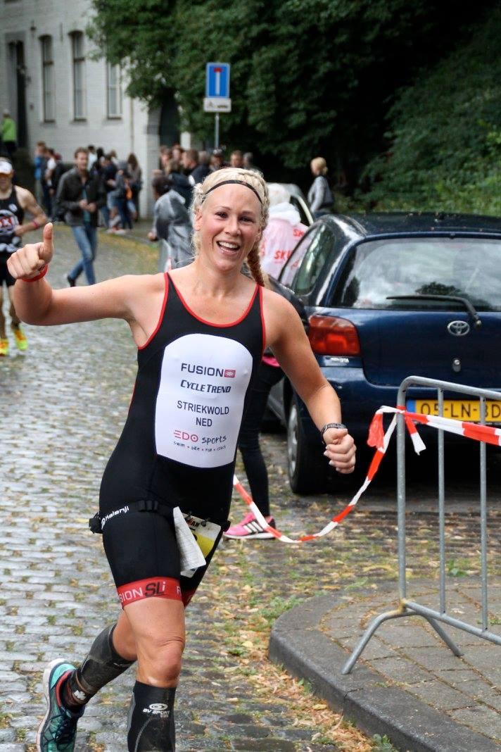 Claudia Striekwold run Maastricht
