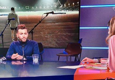 'Ik was mijn sport kwijt', zei Mo in de indrukwekkende talkshow De Vooravond; PTO Teams – WTJ 1816