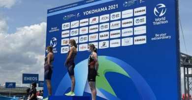 Eerste WCTS-finish Donald en Rani; Vier medailles paratriatleten; Maya geniet na – WTJ 1851