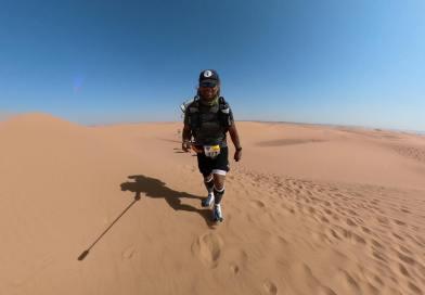 Mathon van Eijsden: 250 kilometer door de woestijn – Marathon des Sables.