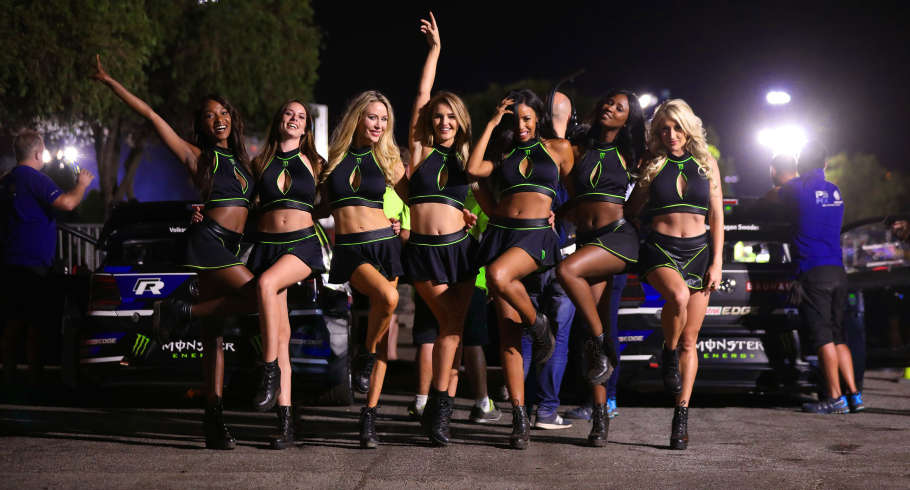 7 Top Model Monster Energy
