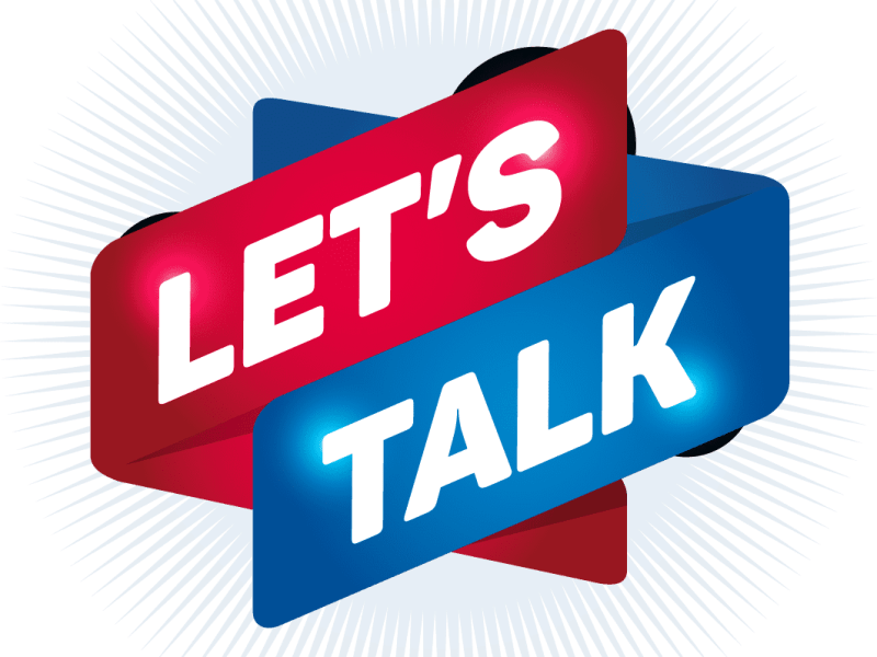 Let's Talk: A Forum of Ideas