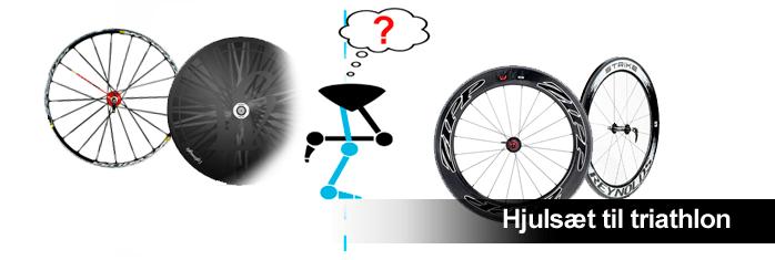 hjulsæt triathlon
