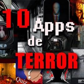 10 Apps de Terror para apavorar em 2015