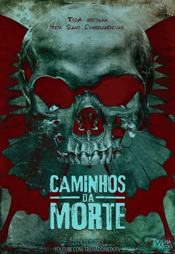 Caminhos da Morte | Filme de Terror Interativo