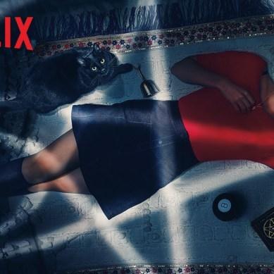 'O Mundo Sombrio de Sabrina' ganha primeiro trailer