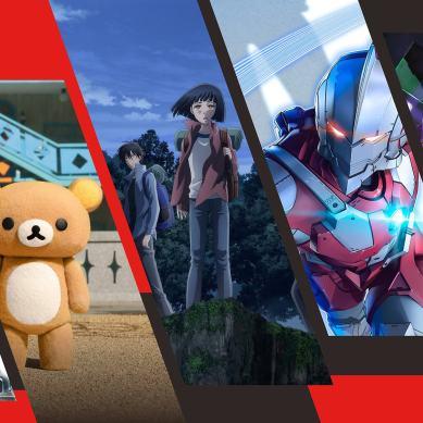 Netflix Apresenta Principais Lançamentos de Anime para 2019