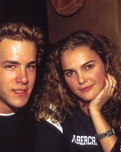Ryan Reynolds e Keri Russell