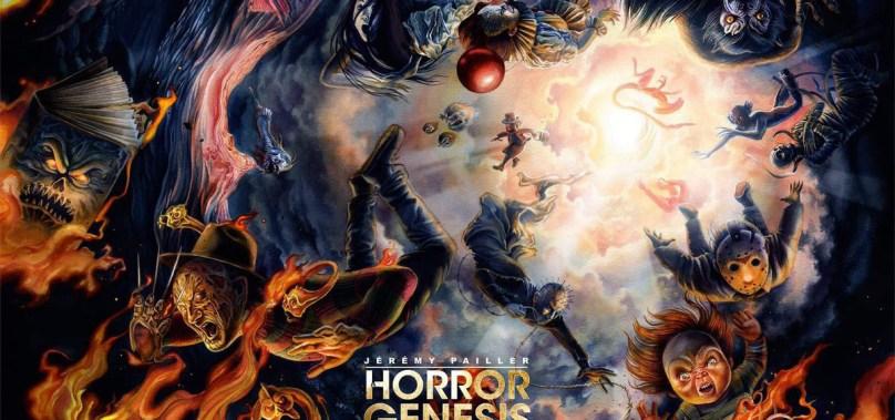 Filmes de Terror ilustram belíssimas aquarelas. Conheça o artista Jérémy Pailler