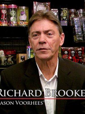 Richard Brooker - Sexta-Feira 13, Parte 5 Um Novo Começo