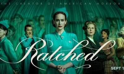 "Assista ao trailer final de ""Ratched"" da Netflix com Sarah Paulson"