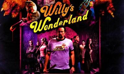 "Nicoles Cage Enfrenta Animatrônicos Bizarros em ""Willy's Wonderland"""
