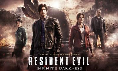"""Resident Evil: No Escuro Absoluto"" chega à Netflix"